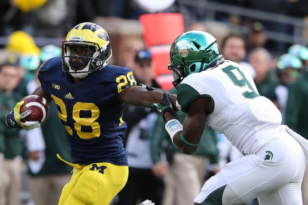 Michigan vs. Michigan State: Time for Fitz Toussaint & U-M to Put Up or Shut Up