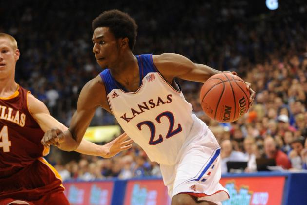 Kansas Basketball: Pass-Fail Marks for Jayhawks' Star Freshmen in 2013-14