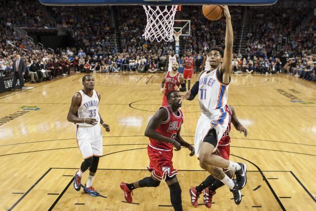 Can Jeremy Lamb Step Up and Replace James Harden, Kevin Martin for OKC Thunder?