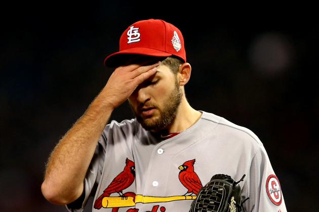 Clock Strikes Midnight for Michael Wacha