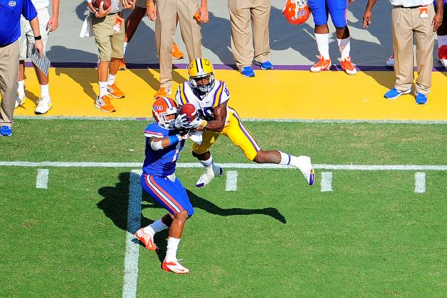 Hargreaves Emerging as Florida Football's Best Corner, Thorpe Award Semifinalist