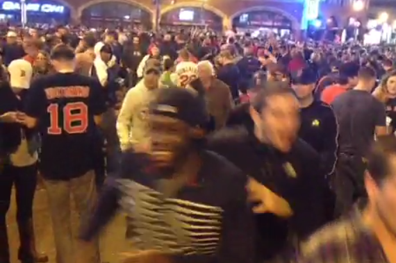 Boston Bro Is Excited About Girls After Red Sox World Series Victory