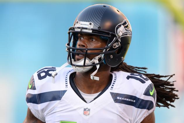 How the Seattle Seahawks Can Survive Sidney Rice's Injury