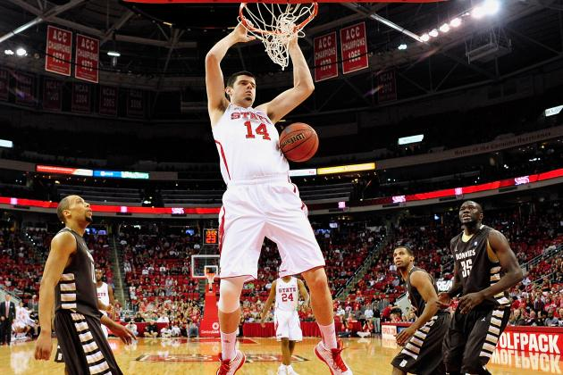 NC State Struggles in Exhibition with UNC Pembroke