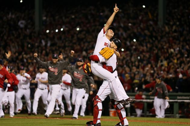 Bedlam in Boston: Red Sox Clinch 3rd World Series Title in 10 Years