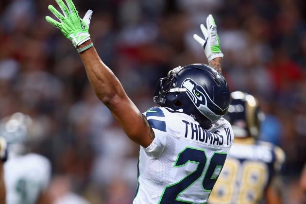 Earl Thomas Sets Sights on Defensive Player of the Year Award