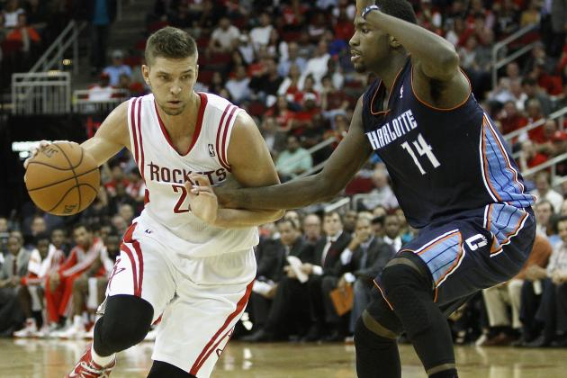 Rockets Overcome Sloppy Play in Opener
