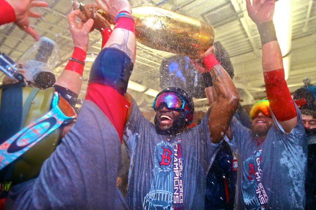 Where David Ortiz's Epic World Series Ranks Among the Best of All Time