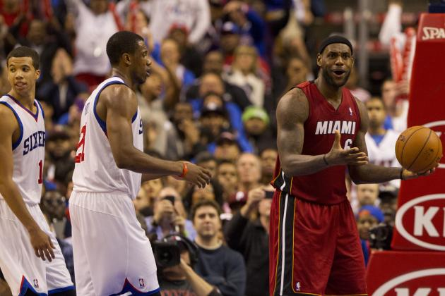 Miami Heat: Should Miami's Loss to Philadelphia Worry Heat Fans?