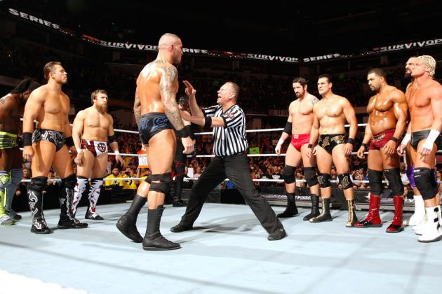 Breaking Down the Anatomy of the Perfect Traditional Survivor Series Match