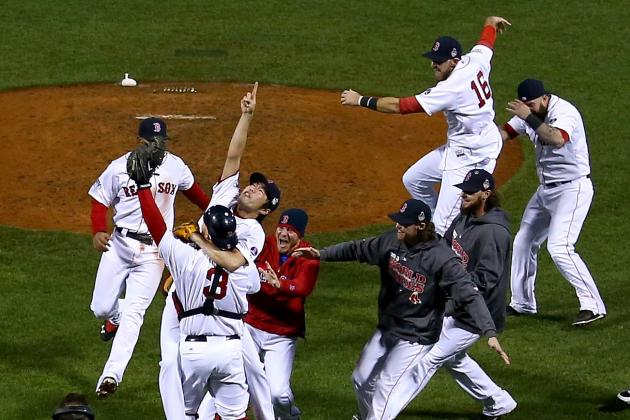 Worst to First, Red Sox Clinch World Series