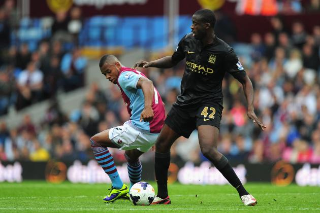 Yaya Toure Writes off Manchester United and Calls Liverpool a Big Threat to City