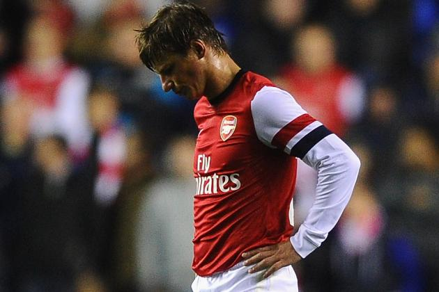 Andrey Arshavin Slams Quiet Arsenal Fans for Being No Help to the Team