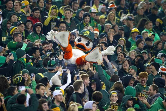 Pac-12 Football Ratings and Bowl Projections: Why Oregon Does Not Need Its Fans