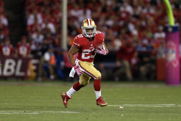 Why LaMichael James Is San Francisco 49ers' Best Secret Offensive Weapon
