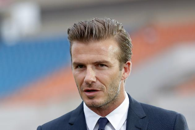 David Beckham Cracks Joke at Sir Alex Ferguson's Expense Amid MLS Franchise Talk