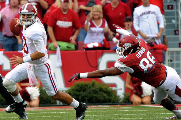 Bama Native Flowers Aiming for Repeat Performance Against Auburn