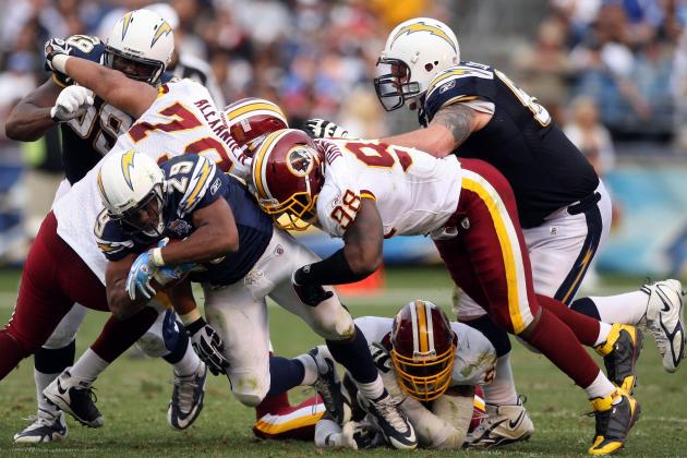 San Diego Chargers vs. Washington Redskins: Breaking Down Washington's Game Plan
