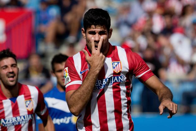Brazilian Football Federation Demands Diego Costa Is Stripped of Citizenship
