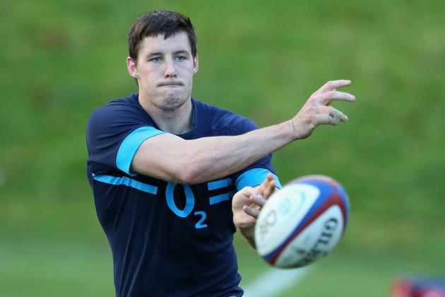 Joel Tomkins Named in England Team to Face Australia in Autumn International