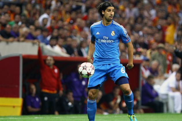 Sami Khedira and Ramires Swap Reportedly Proposed by Real Madrid to Chelsea