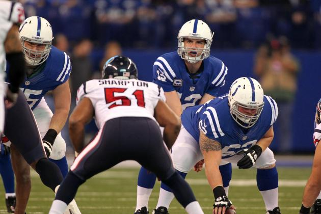 Colts vs. Texans: TV Info, Spread, Injury Updates, Game Time and More