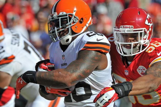 New-Look Ravens Hardly Recognizable to Browns' Willis McGahee