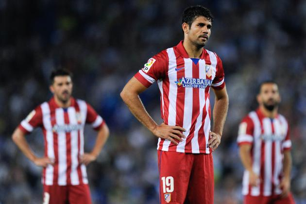 World Cup Round-Up: Diego Costa's Allegiances, 40 Teams and Feeling for Jordan