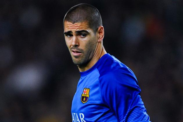 Victor Valdes Contacted by Monaco for Barcelona Transfer, Says Ludovic Giuly