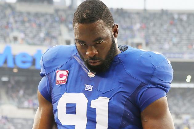 Giants Have Finally Rediscovered Their Pass Rush