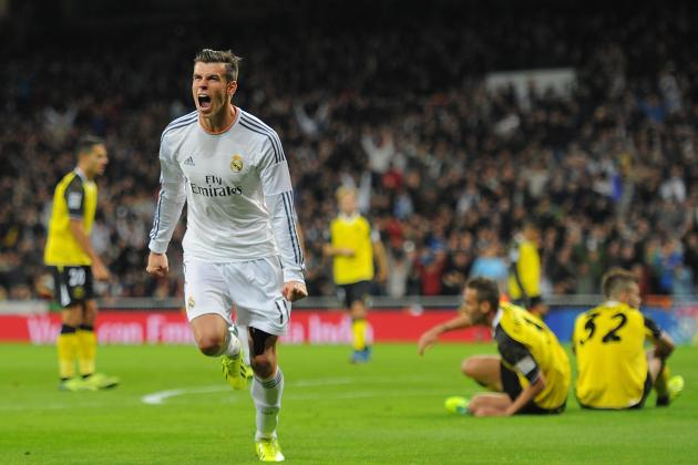 Sizzling Gareth Bale Proves Folly of Manchester United Link in Real Madrid Romp