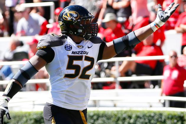 Only One Description Fits Missouri's Defense: SEC-Caliber