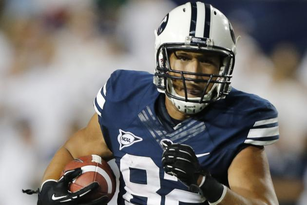 BYU Football: The Return of the Tight End?