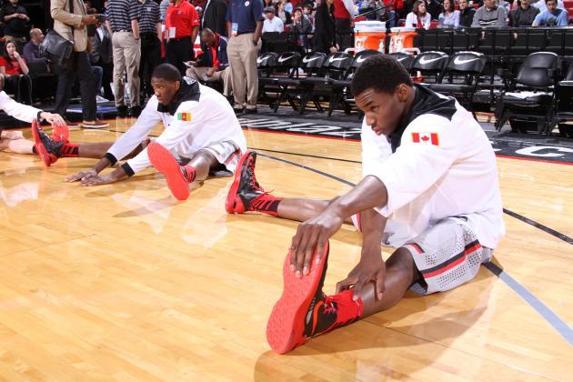 Kansas Basketball: Andrew Wiggins Will Lead Jayhawks to NCAA Title