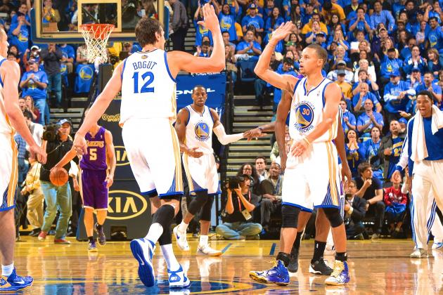 Golden State Warriors Are the Rising-Sun Franchise on NBA's West Coast Landscape