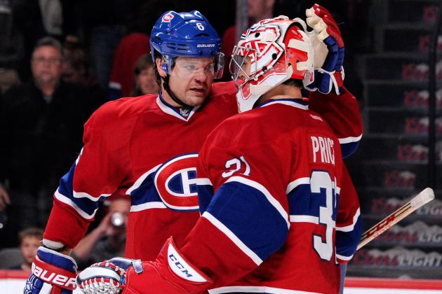 Secret of Habs' Success Can Be Found in the Stats