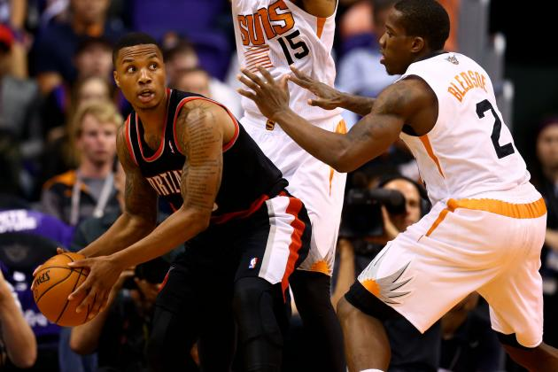 Portland Trail Blazers vs. Phoenix Suns: Twitter Reaction, Grades and Recap