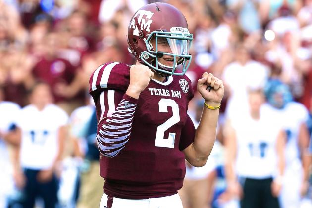 Why College Football Needs Johnny Manziel to Reach BCS Bowl