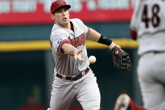 Twitter Reacts to D-Backs' Parra and Goldschmidt Gold Gloves