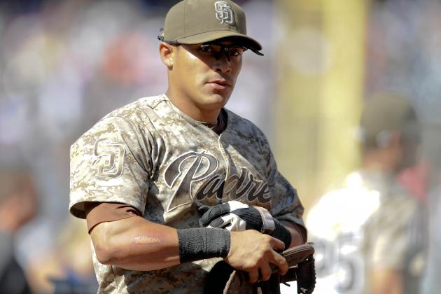 2013 Padres Season Review: Everth Cabrera
