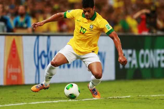 Brazil's New Squad Announced