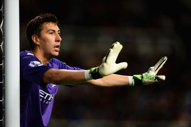 Costel Pantilimon Gives Manuel Pellegrini a Major Joe Hart Problem