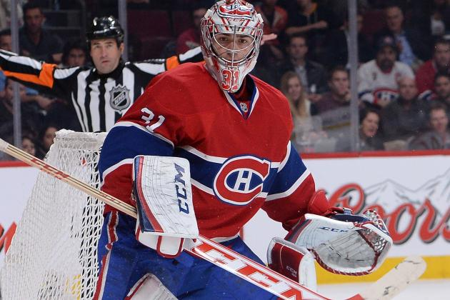 Ranking the Best Saves in the NHL During October