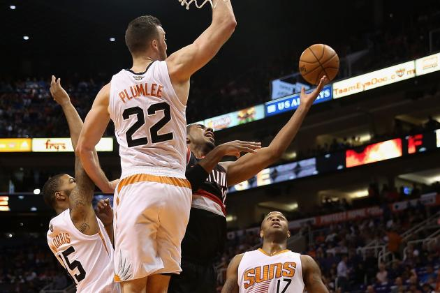Suns' Revamped Frontcourt Impresses in Season-Opening Win