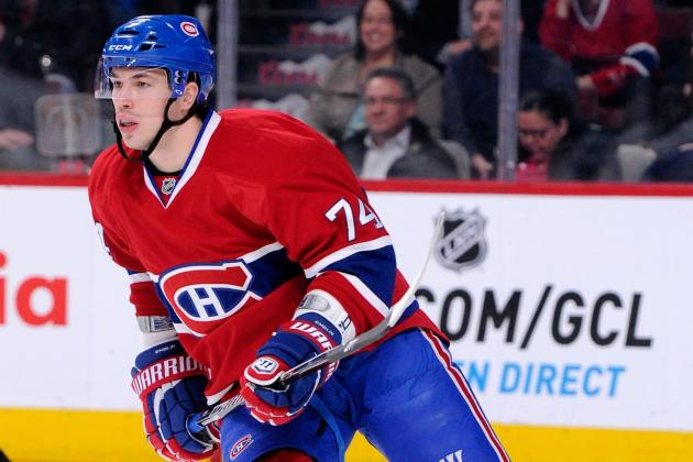 Habs Sign Emelin to Four-Year, $16.4 Million Extension