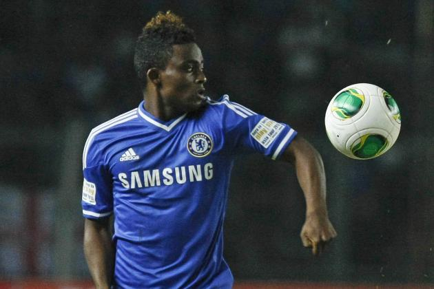 Chelsea Confirm Signing of Bertrand Traore