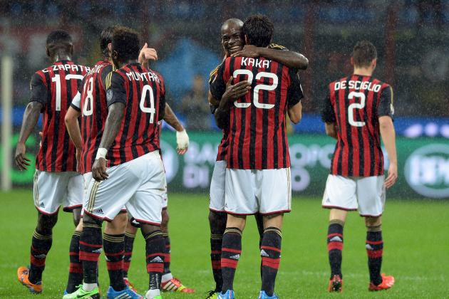 How AC Milan Will Line Up Against Fiorentina