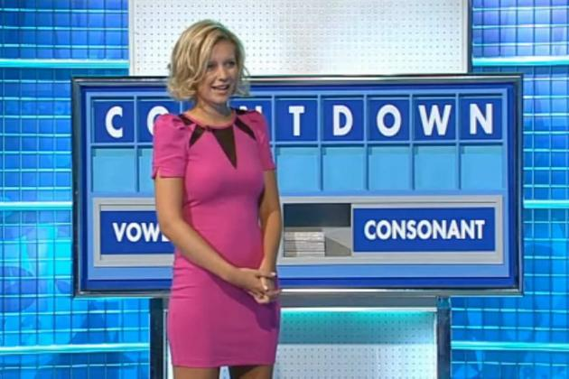 Countdown Conundrum Unexpectedly Features Robin Van Persie's Name