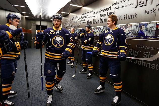 Buffalo Sabres: Thomas Vanek Trade Should Have Team All-in on Youth Movement