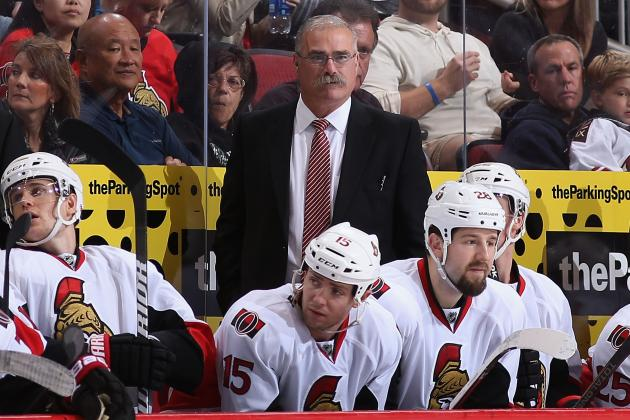 Breaking Down Ottawa Senators' Early Struggles